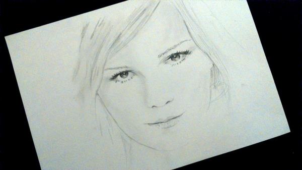 Kirsten Dunst par blandin